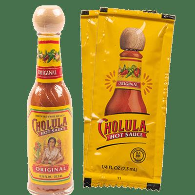 Cholula Original Hot Sauce Portion Packs