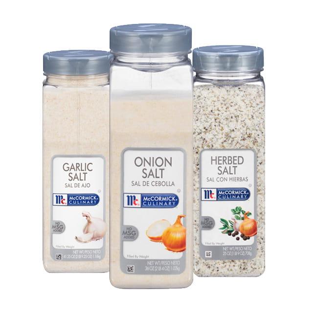 Salt Collection