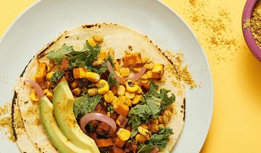 Six Taste Tacos