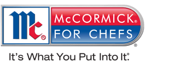 Mccormick For Chefs Logo