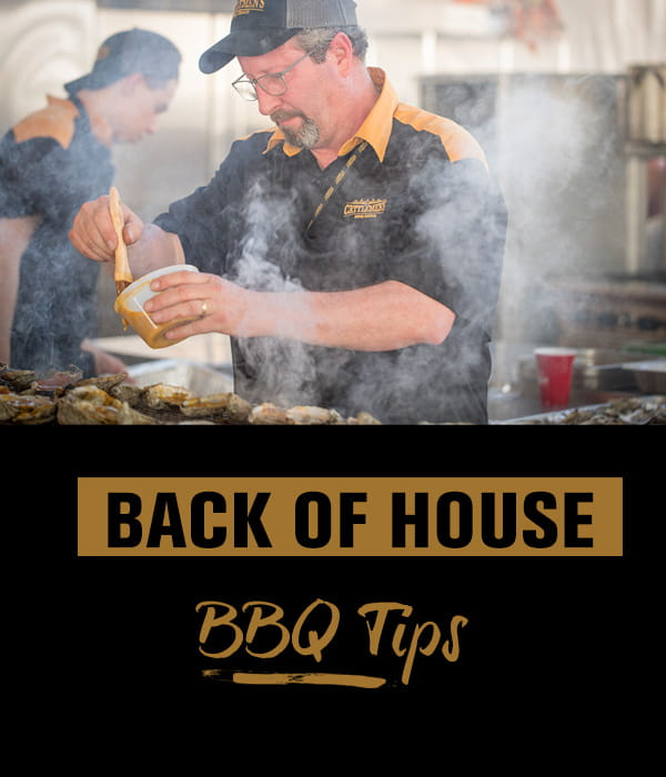 Back of House BBQ Tips