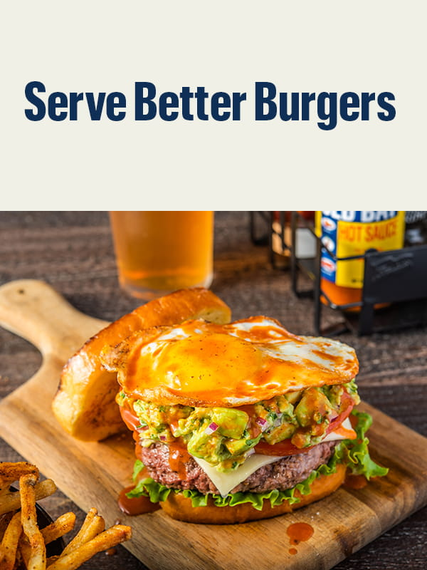 powerhouse burgers that make the menu