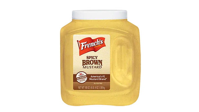 Frenchs ® Spicy Brown Mustard