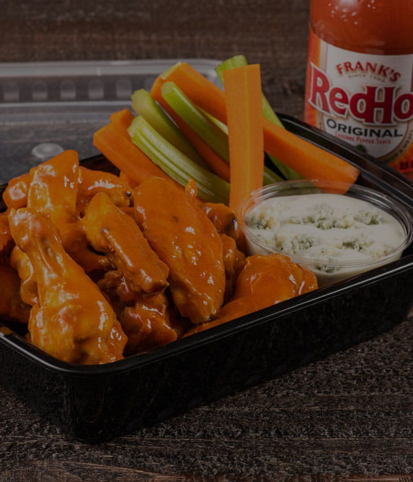 Tackling Game Day Takeout