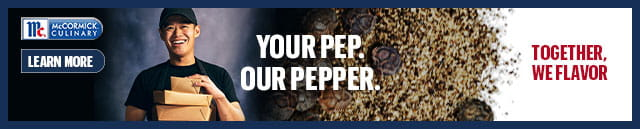Your Pep. Our Pepper