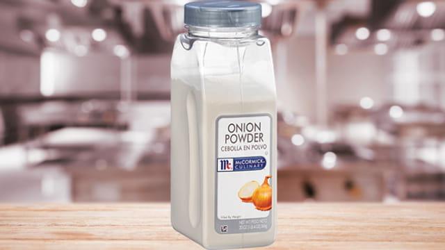 McCormick culinary onion powder