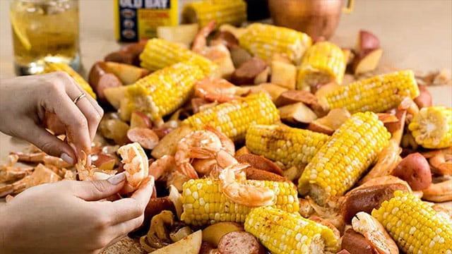 OLD BAY® Shrimp Boil Shrimp Fest