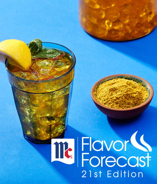 Flavor forecast 21st edition