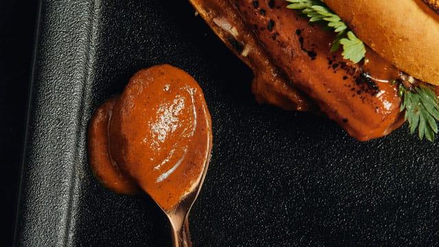 Charred Tomato Ketchup