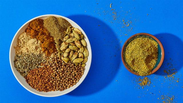 Cooling Spice Blend