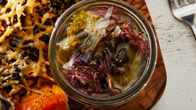 Mixed Seaweed Pickles