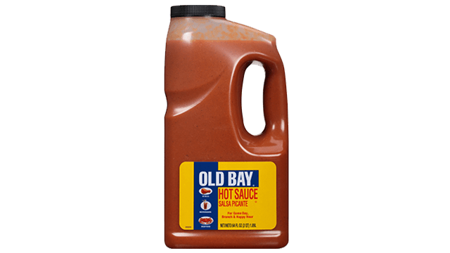 Old Bay Hot Sauce