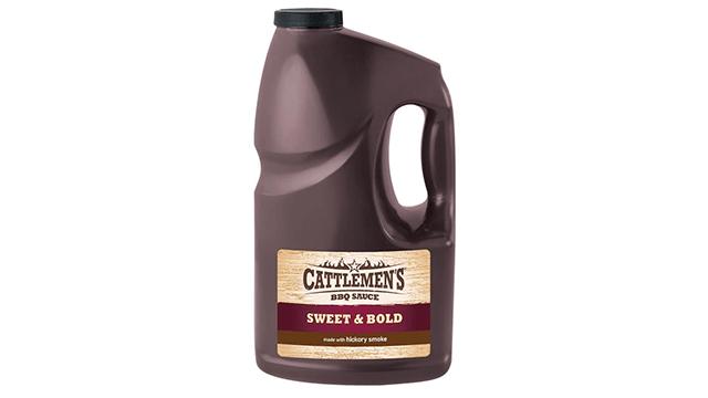 Cattlemen's® Sweet & Bold BBQ Sauce
