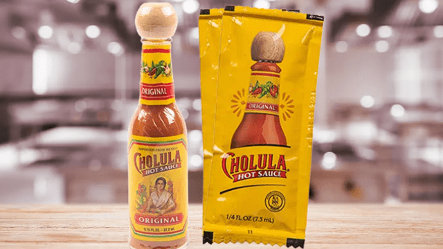 CHOLULA® ORIGINAL HOT SAUCE PORTION PACKS