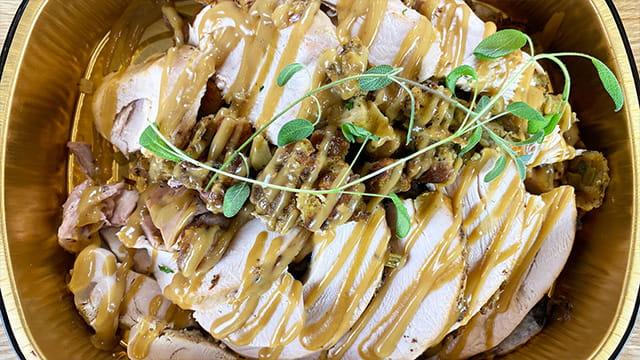 Traditional Turkey Gravy