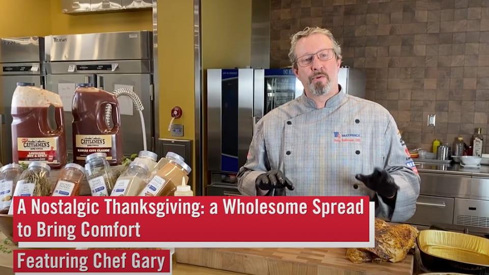 A Very Nostalgic Thanksgiving