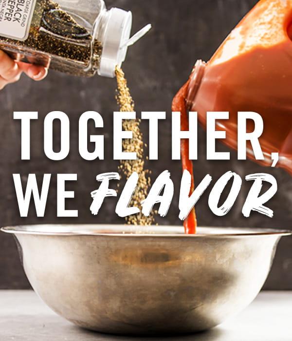 Together We Flavor