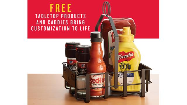 Get up to 3 FREE Cases and 24 FREE Caddies