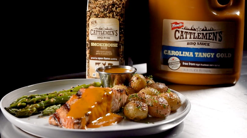 Smokehouse Carolina BBQ Sauce with Apricot