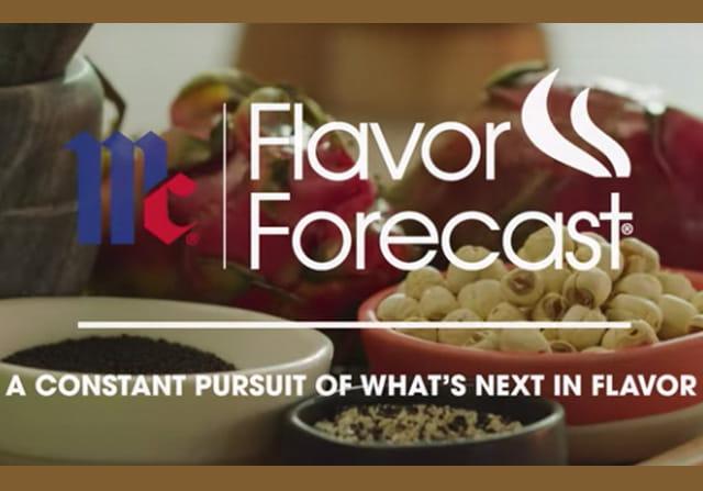 McCormick 2019 Flavor Forecast