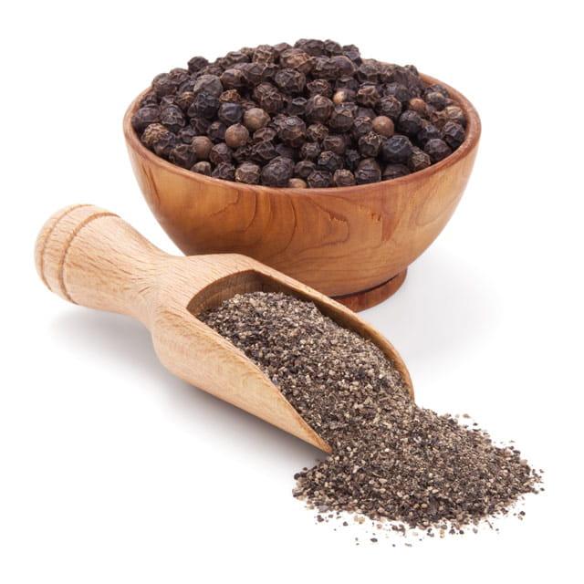 Spice Story: Black Pepper