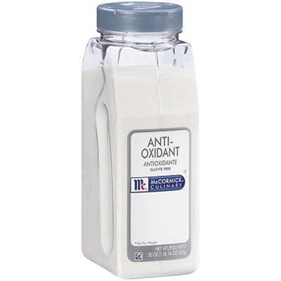 McCormick® Culinary® Anti Oxidant (sulfite free)