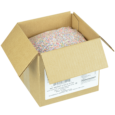 McCormick Culinary Assorted Nonpareils
