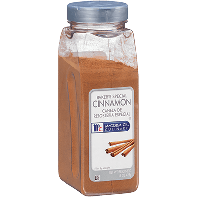 McCormick® Culinary® Cinnamon, Ground Bakers Special
