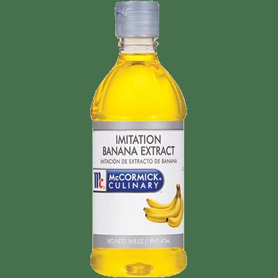 McCormick® Culinary® Imitation Banana Extract