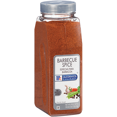 McCormick Culinary Barbecue Spice