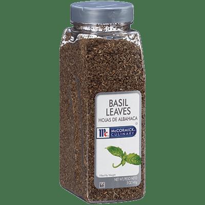 McCormick® Culinary® Basil Leaves
