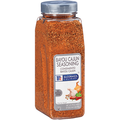 McCormick Culinary Bayou Cajun