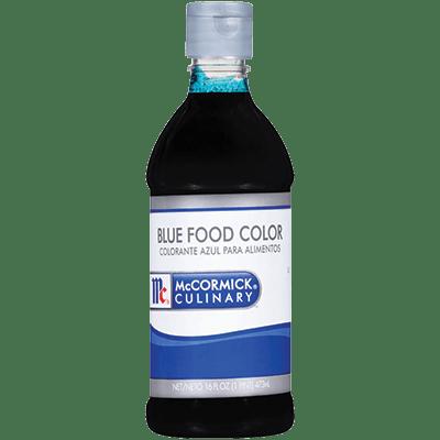 McCormick Culinary Blue Food Color