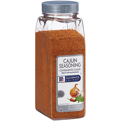 McCormick® Culinary® Cajun Seasoning