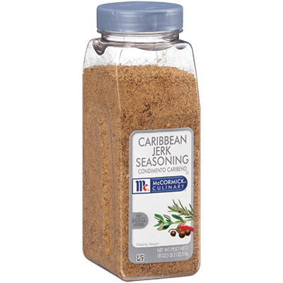 McCormick® Culinary® Caribbean Jerk Seasoning