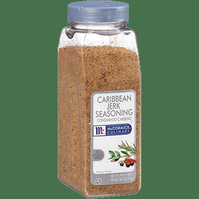 McCormick Culinary Caribbean Jerk Seasoning