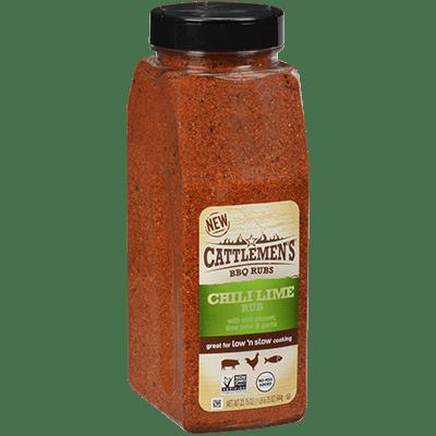 Cattlemen's Cattlemen's Chili Lime Rub
