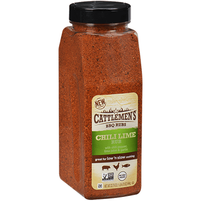 Chili Lime Rub