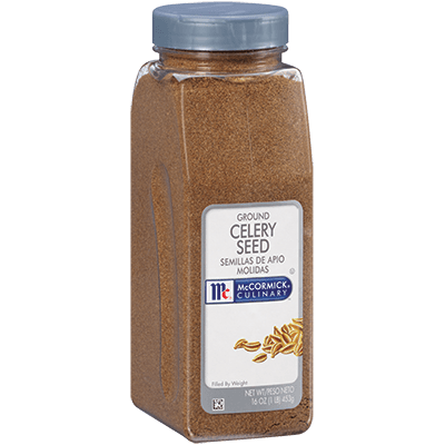 McCormick® Culinary® Celery Seed, Ground