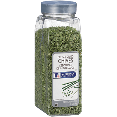 McCormick Culinary Chives Freeze Dried