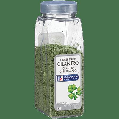 McCormick® Culinary® Cilantro, Freeze Dried