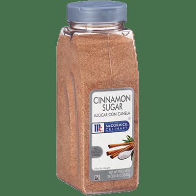 McCormick® Culinary® Cinnamon Sugar