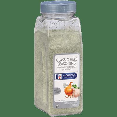 McCormick® Culinary® Herb Seasoning, Classic