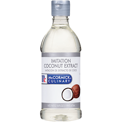 McCormick® Culinary® Imitation Coconut Extract