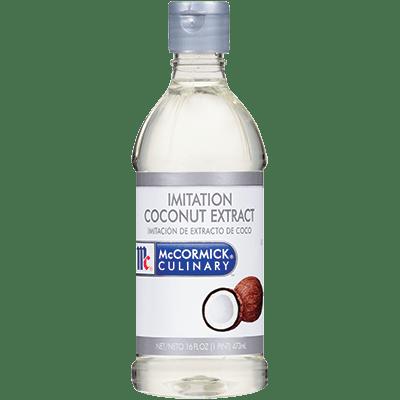 McCormick® Culinary® Imitation Coconut Extract