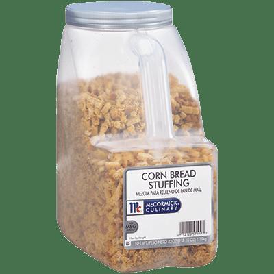 McCormick® Culinary® Cornbread Stuffing