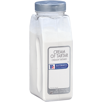 McCormick® Culinary® Cream of Tartar