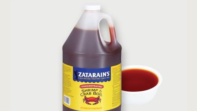 Zatarains Liquid Shrimp Crab Boil