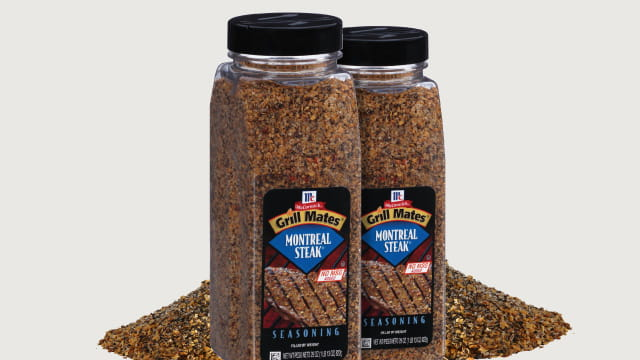 Grill Mates Montreal Steak® Seasoning