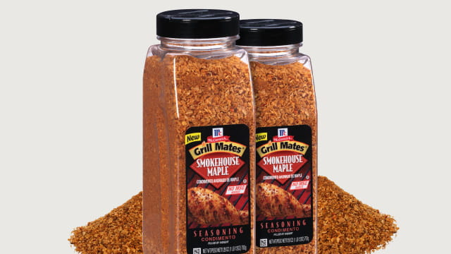 Smokehouse Maple Seasoning